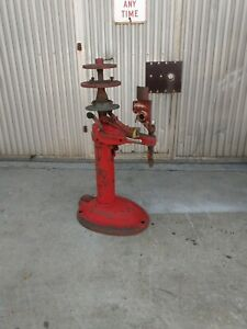 Antique 1940 s John Bean Wheel Balancer 55 j