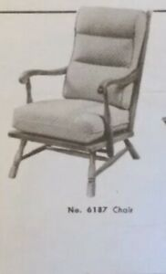 Cushman Colonial Forest Hall Chair 6187 Set Of 2 Chairs