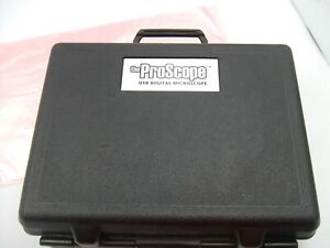 Scalar Proscope Digital Usb Microscope M2 With Case Model Um02 suz 01
