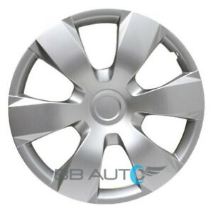 New 16 Silver Hubcap Rim Wheel Cover Cap For 2007 2011 Toyota Camry