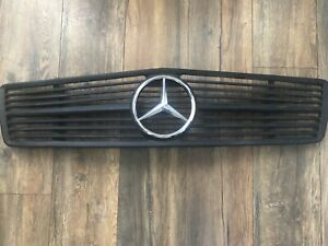 Mercedes Benz S Class W126 Sec Front Grille Grill Custom