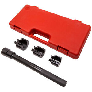 Dual Socket Inner Tie Rod Removal Installation Removing Mechanic Tool Set