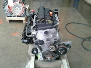 2012 2015 Honda Civic Engine 1 8l Vin 2 Or Vin 3 6th Digit Gasoline