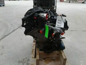 2011 2014 Ford Mustang Engine Motor 3 7l Vin M 8th Digit