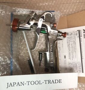 Anest Iwata W 400 134g 1 3mm Bellaria Spray Gun No Cup W 400 134g Plus New