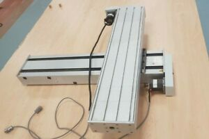 Isel Automation X y Cnc With Motors 600mm