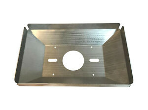 Prp 1098 Scoop Mount Tray Holley 4500 Carb 3 Elevated Base Made In The Usa