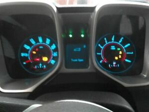 10 11 Camaro Speedometer Cluster Mph And Kph Opt Umn Coupe Ls