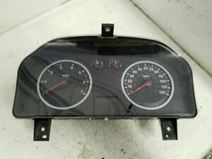 98 02 Accord Speedometer Cluster Coupe Ex