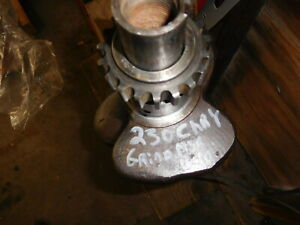 Dodge Mopar 230 Flathead Crankshaft 1942 59 With Bearings