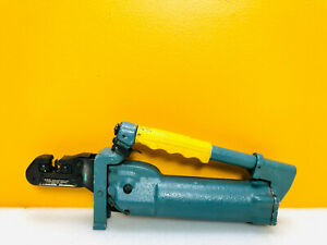 Amp Tyco Teconnectivity 69365m2 Pneumatic Crimp Tool With Die Tested