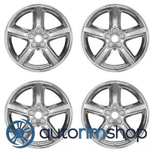 Ford Mustang 2008 2009 18 Oem Wheels Rims Full Set