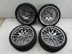 Bmw M3 19 Csl Rep Staggered Wheels E46 02 06 320 323 325 328 330 5 120 Et 20 40