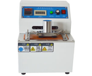 Printing Ink Durability Tester Abraser Friction Testing Machine New 110v 60mm