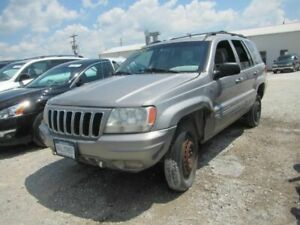 Driver Headlight Crystal Clear Fits 99 04 Grand Cherokee 1485136