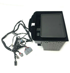 Oem 2015 2018 Cadillac Escalade Center Console Cooler Compartment With Harness