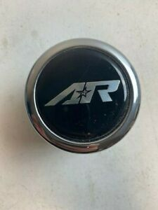 Used American Racing 1266002r Chrome Wheel Center Cap
