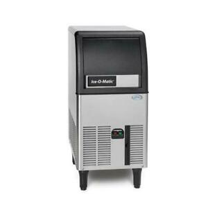 Ice o matic Iceu070a 84lb Ice Series Air Cooled Undercounter Cube Ice Maker