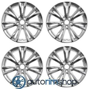 Chrysler 300 2015 2019 18 Factory Oem Wheels Rims Set