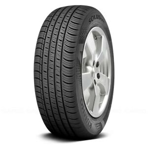 Kumho Set Of 4 Tires 195 65r15 V Solus Ta71 All Season Fuel Efficient