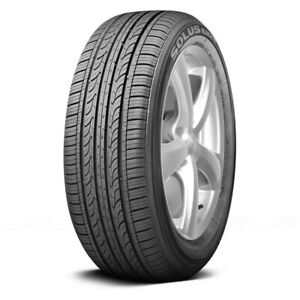 Kumho Set Of 4 Tires P195 65r15 T Solus Kh25 All Season Fuel Efficient