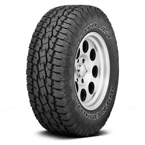 Toyo Set Of 4 Tires P265 75r16 T All Season All Terrain Off Road Mud