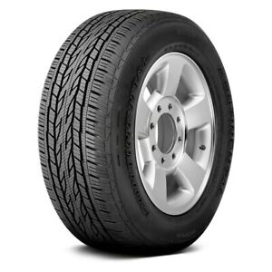 Continental Set Of 4 Tires 265 75r16 T Crosscontact Lx20 Truck Suv