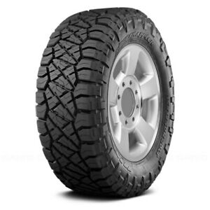 Nitto Tire Lt325 60r18 Q Ridge Grappler All Terrain Off Road Mud