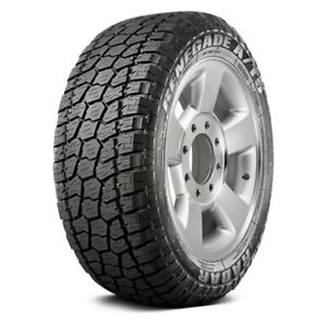 Radar Set Of 4 Tires 265 75r16 S Renegade A t5 All Terrain Off Road Mud