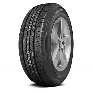 Travelstar Set Of 4 Tires P195 65r15 H Un99 All Season Fuel Efficient