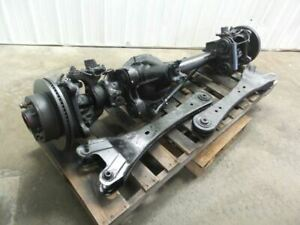 11 12 Ford F350 Front Axle Differential 3 73 Cab And Chassis 498237