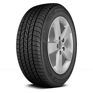 Firestone Set Of 4 Tires 195 65r15 T All Season All Season Fuel Efficient