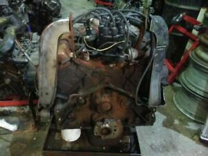 8 350 Engine Manual Transmission For 73 74 Chevrolet Corvette