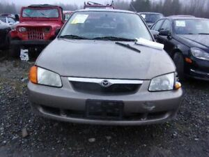 Engine 1 6l Vin 2 8th Digit Federal Emissions Fits 99 00 Mazda Protege 15305679