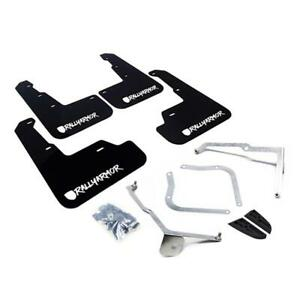 Rally Armor 2015 2020 Subaru Wrx Sti Sedan Mud Flap White Logo New Logo