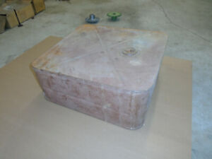 Model T Ford Square Gas Tank Mt 4101