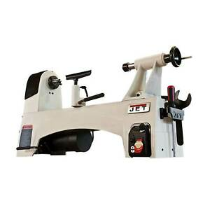 Jet 1221vs 12 X 21 Inch 3 600 Rpm Variable Speed Bench Top Woodworking Lathe
