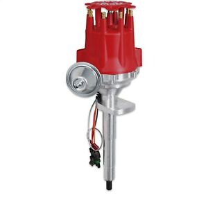 Msd Ignition 8573 Ready to run Distributor Fits Flathead Ford Engines