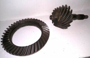 Ford 8 Inch Rear Axle Ring Pinion Gear C4ow 4210a Oem 3 00 Gears Mustang Tbird