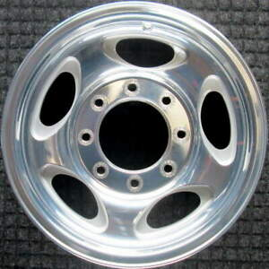 Ford Excursion Polished 16 Inch Oem Wheel 2000 To 2005