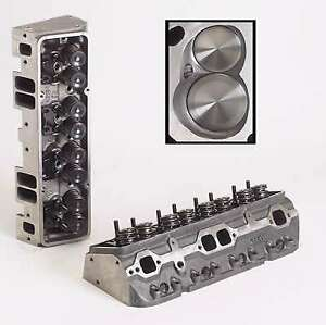 Dart 10511123p Iron Eagle Cylinder Head 215 Cc Intake Fits Small Block Chevy