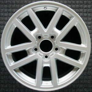 Chevrolet Camaro All Silver 17 Inch Oem Wheel 2000 To 2002