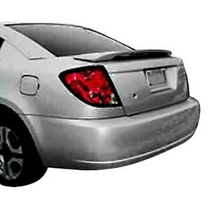 For Saturn Ion 2003 2007 Jks Factory Style Rear Spoiler Unpainted