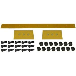 T120981 New Center Cutting Edge Kit End Bits Bolts Nuts Fits John Deere Doze