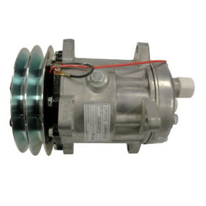 1306 7005 Compressor For Deutz Tractor Models D4807 D5207 D6007 D6207 4437338