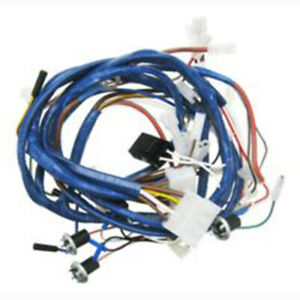 C5nn14a103af Front Rear Wiring Harness Fits Ford Tractor 2000 3000 4000