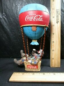 Coca Cola  -  Emmett Kelly  -  Look Up America  -   Numbered And Limited