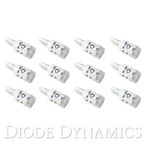 For Dodge Ram 3500 Van 99 Diode Dynamics Hp5 Led Bulbs 194 T10 Warm White