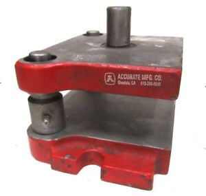 New Accurate Ac64 1 Punch Press Die Set