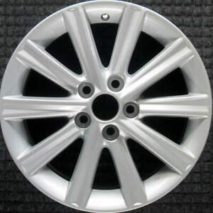 Toyota Camry Painted 17 Inch Oem Wheel 2012 To 2014